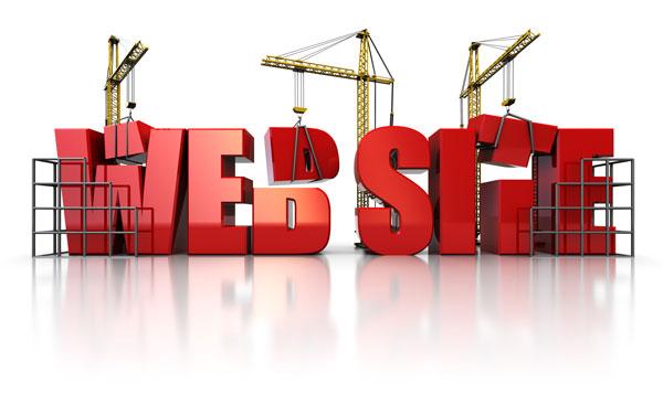 New website underway