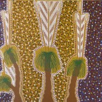 Bush tucker grass trees